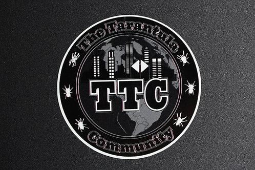 The Tarantula Community Sticker