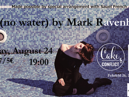 Cake & Conflict Presents: Pool(no water) by Mark Ravenhill