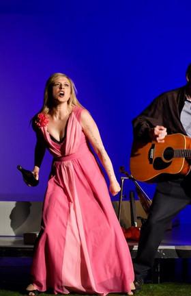 Linnea at bremer shakespeare company