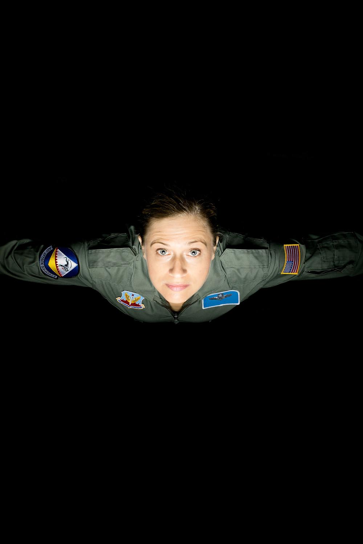 Linnea George as The Pilot