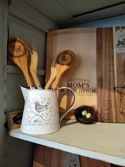 Stir with Style - Wooden Spoons