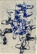 青の小品 14