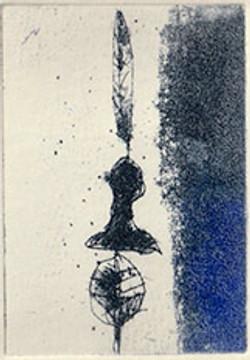 青の小品 08