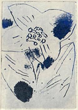 青の小品 09