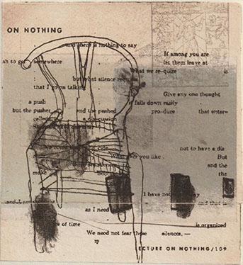 編み込みの椅子