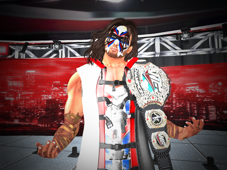 The Misfit Returns: New VWE World Heavyweight Champion