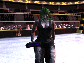 2021 Queen of the Arena