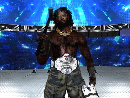 Hammer: The VWE National Champion