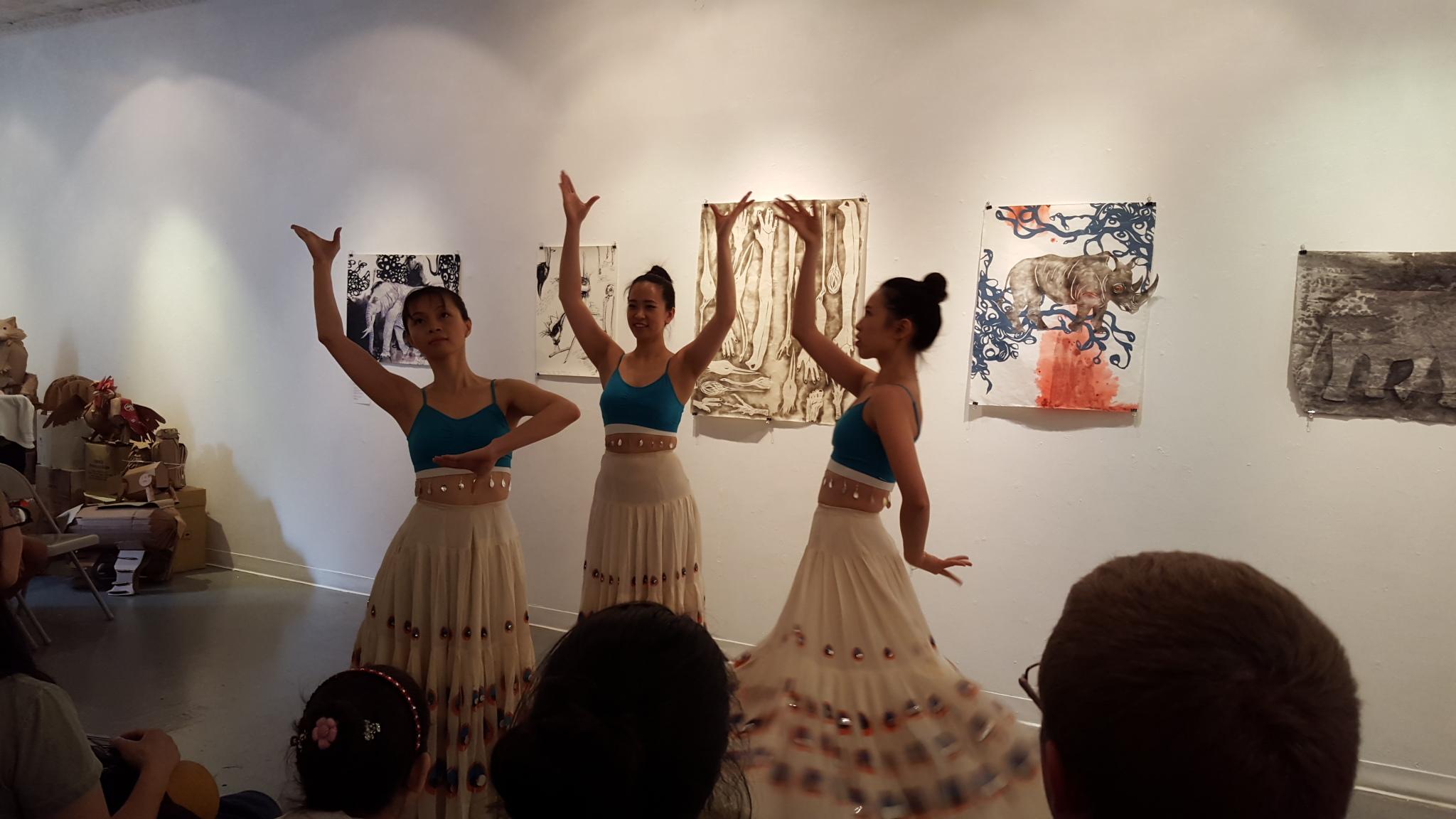 Yunnan Peacock Dance