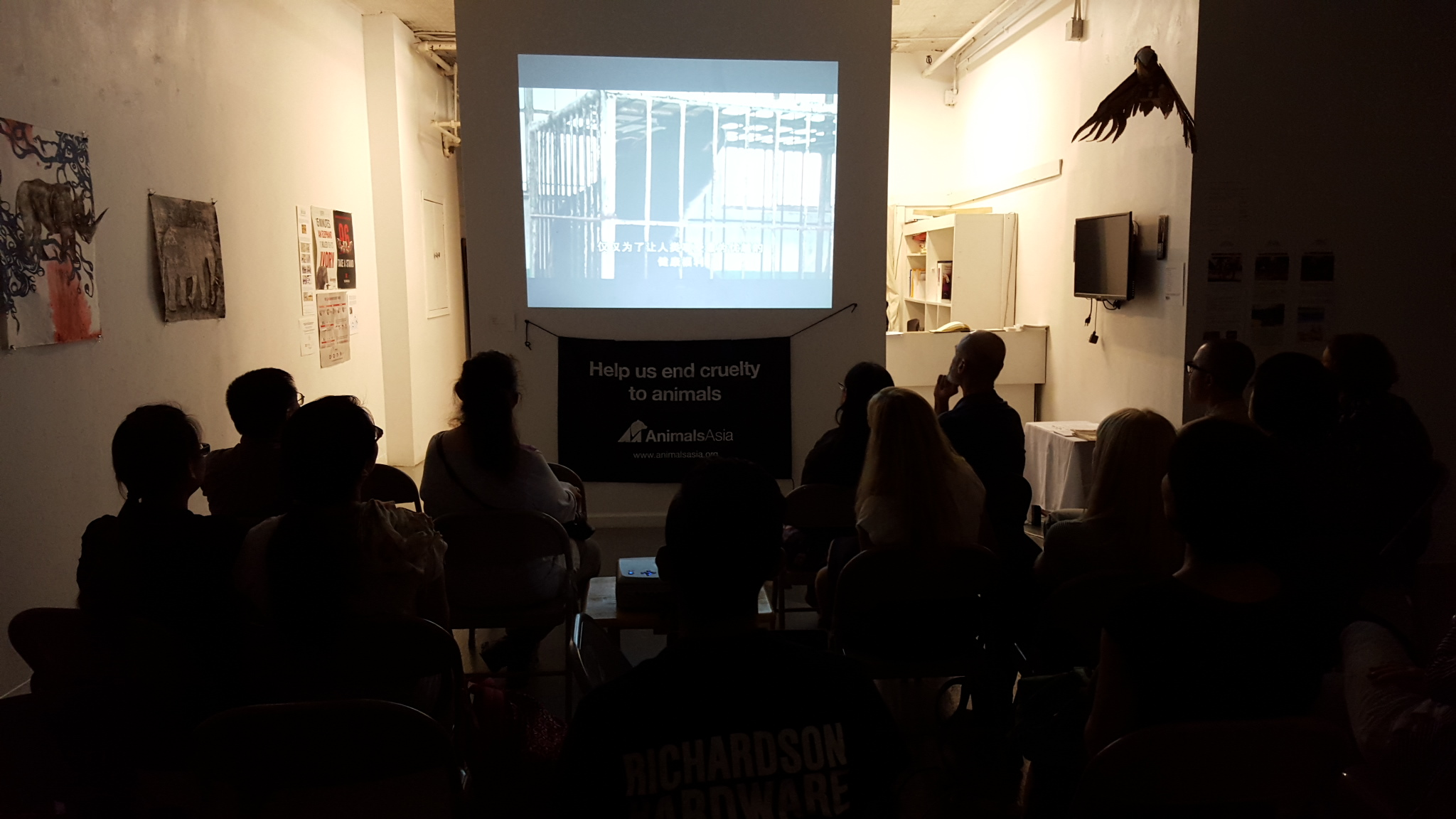 Cages of Shame film screening