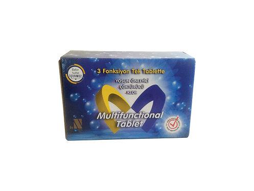 DEEP BLUE MULTIFUNCTIONAL TABLET 1 KG.