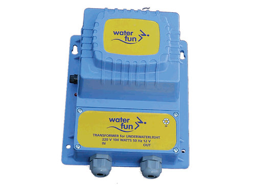 WATERFUN TRAFO 400W / 220 / 12V
