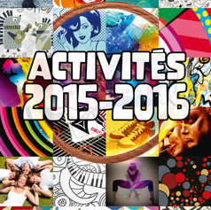 Catalogue activités Maison de la culture