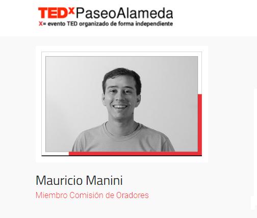 Mauricio Manini Comisión oradores