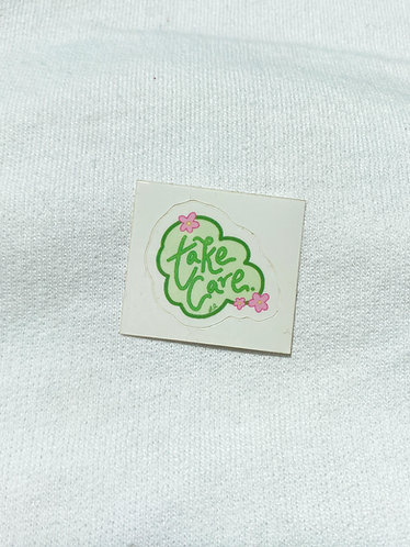Take Care Sticker