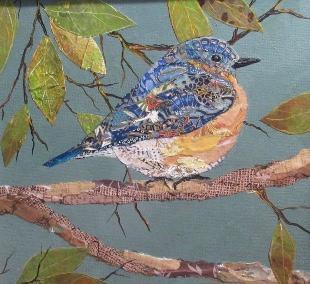 Torn Papers & Paint Workshop