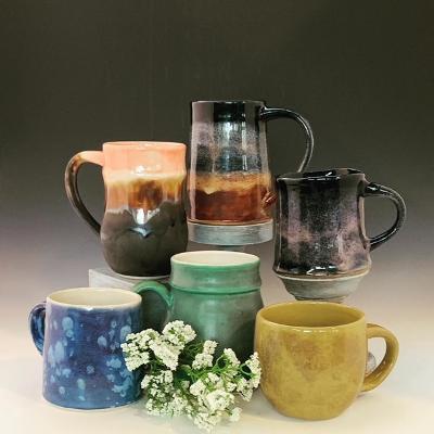 Intermediate Pottery