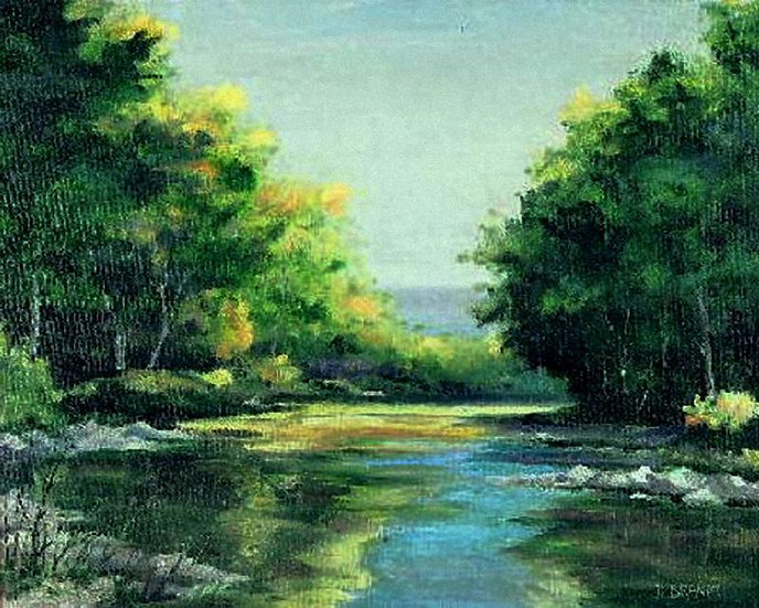 Landscapes in Oil