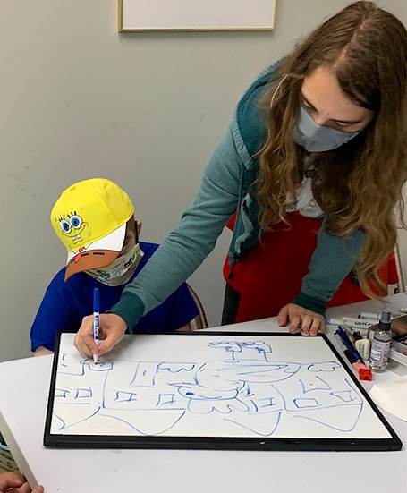 Cartoon Drawing: Session B (Ages 9-15)