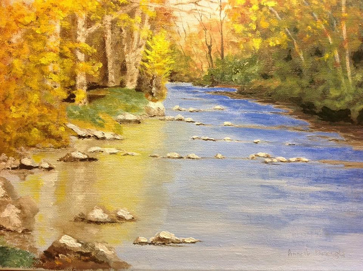 Beginners Oil Painting Workshop  ONE DAY ONLY