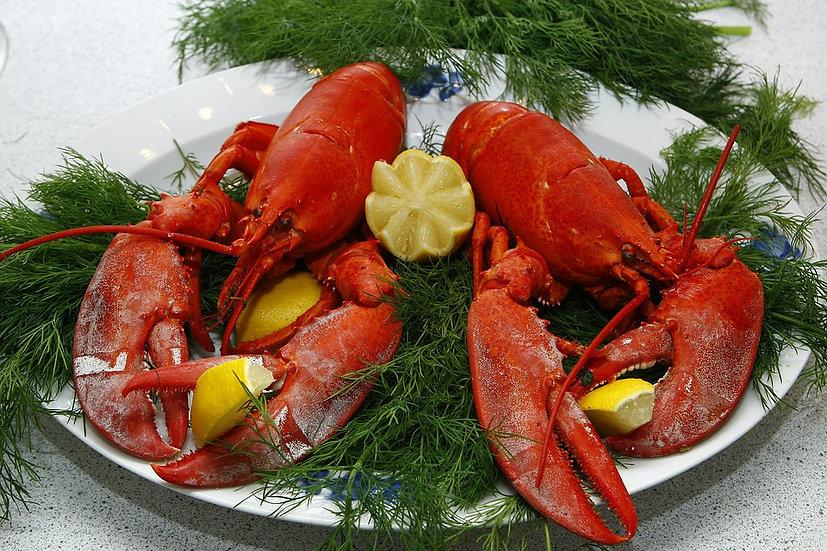 Annual Lobster Dinner Fundraiser - Lobster