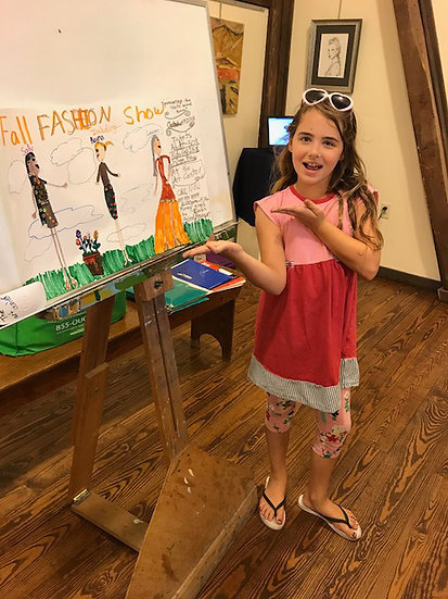Fashion Fun (Ages 9-14)