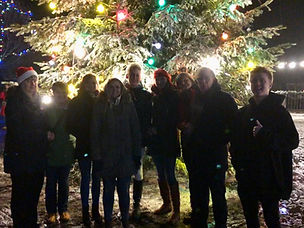 Staff Christmas Do 2019!