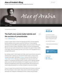 Alex Of Arabia