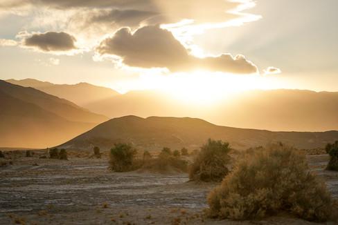 Death Valley Golden Hour