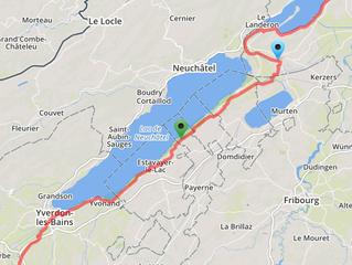 Bald 300 Kilometer!