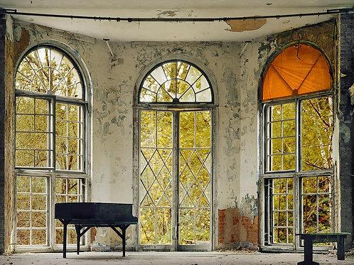 """Hassan J. Richter """"Konzertpause"""""""