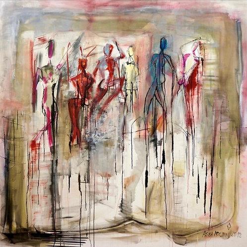 """Asma Kocjan """"On Pulse of Time"""""""