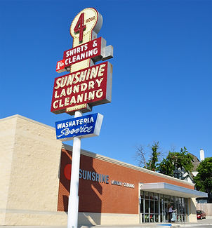 Dallas' Premier Dry Cleaning