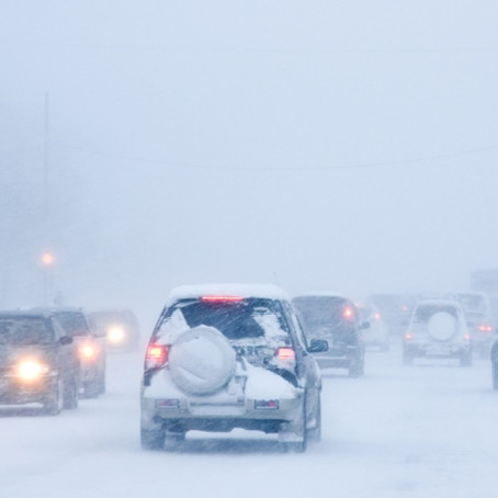 5 Essential Winter Driving Tips & Tricks