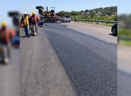 Inauguran en México la primera carretera de asfalto con plástico reciclado