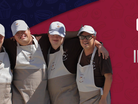 Inauguran en Guadalajara la primera cafetería atendida por jóvenes con síndrome de Down.