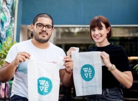 Mexicano crea sustituto a las bolsas de plástico y triunfa en Asia.