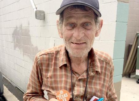 Tras superar  problemas mentales y  adicciones, a sus 67 años volverá a la universidad.