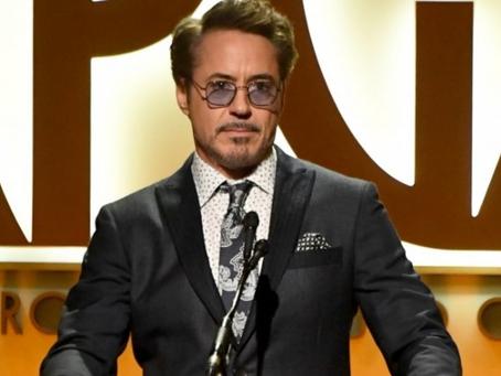 Robert Downey Jr. está creando robots para limpiar el medio ambiente