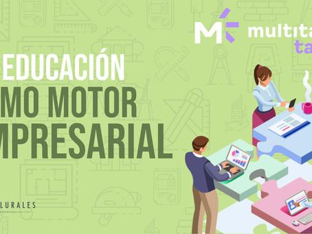 Multitaskr Talent - La educación como motor empresarial.