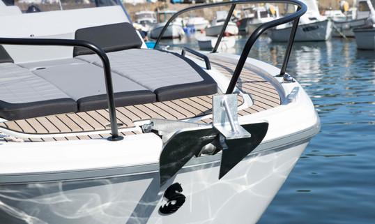 Flyer 8 sun deck