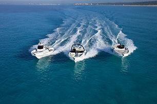 Location day boats horsboard semi rigide moteur pour les iles d'or porquerolles hyeres les embiez calanques de cassis depart cote d'azur