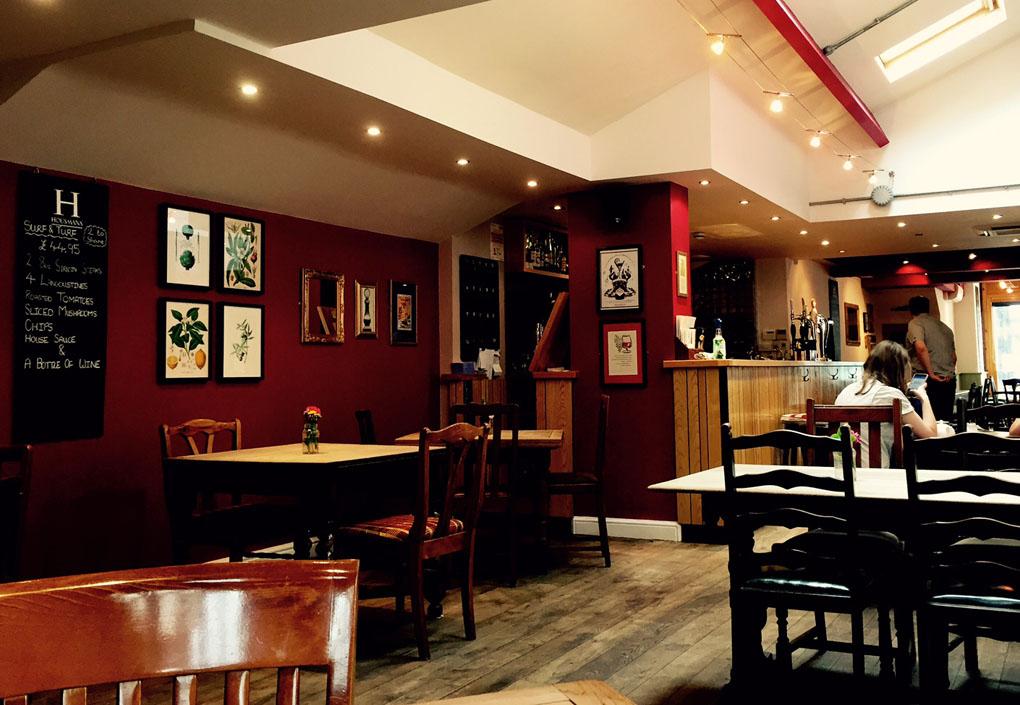 housmans restaurant and bar