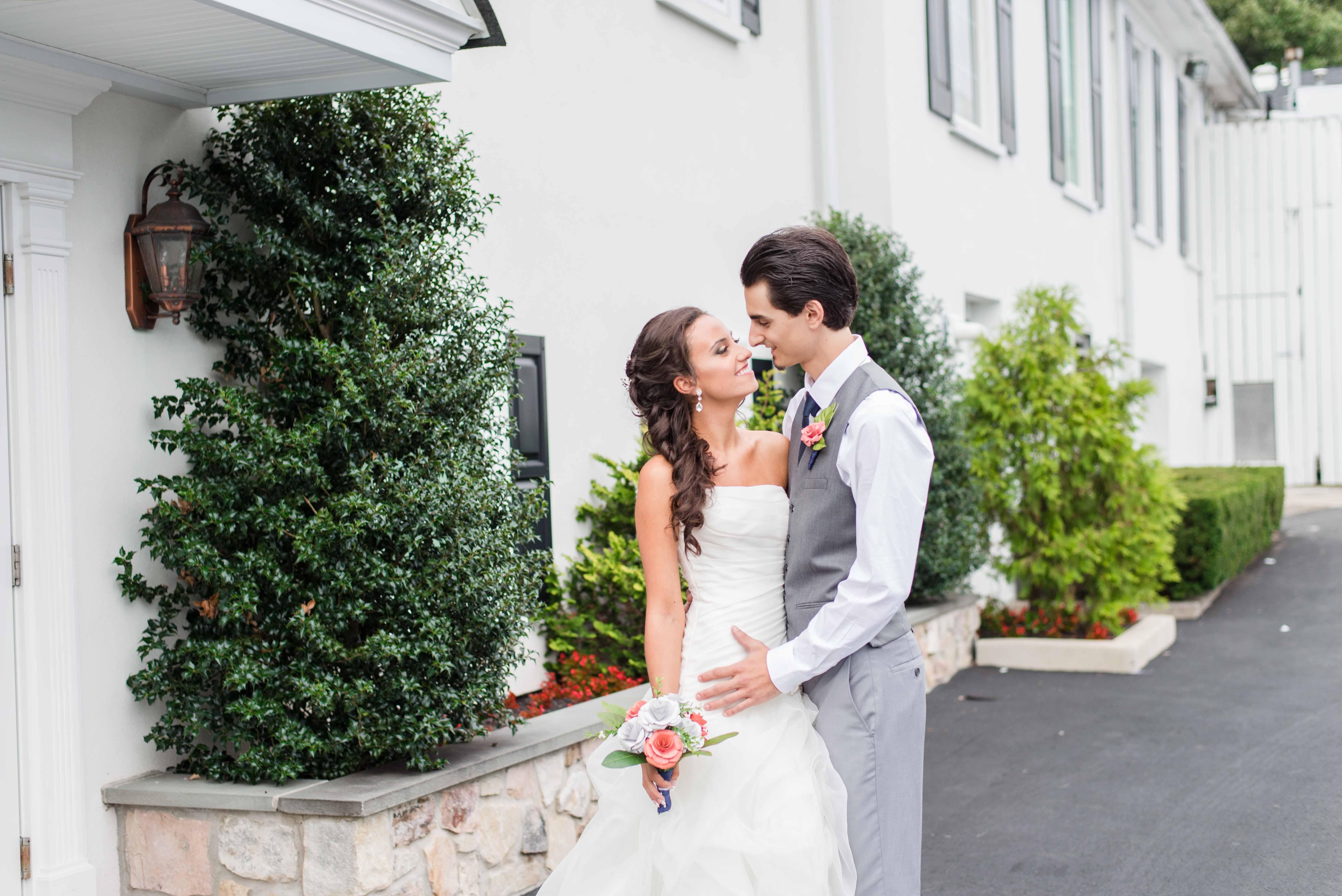Portraits - Bruno Wedding William Penn Inn Andrea Krout Photography