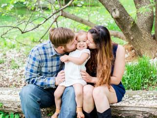Chelsey's Pregnancy Announcement - Morris Arboretum of the University of Pennsylvania