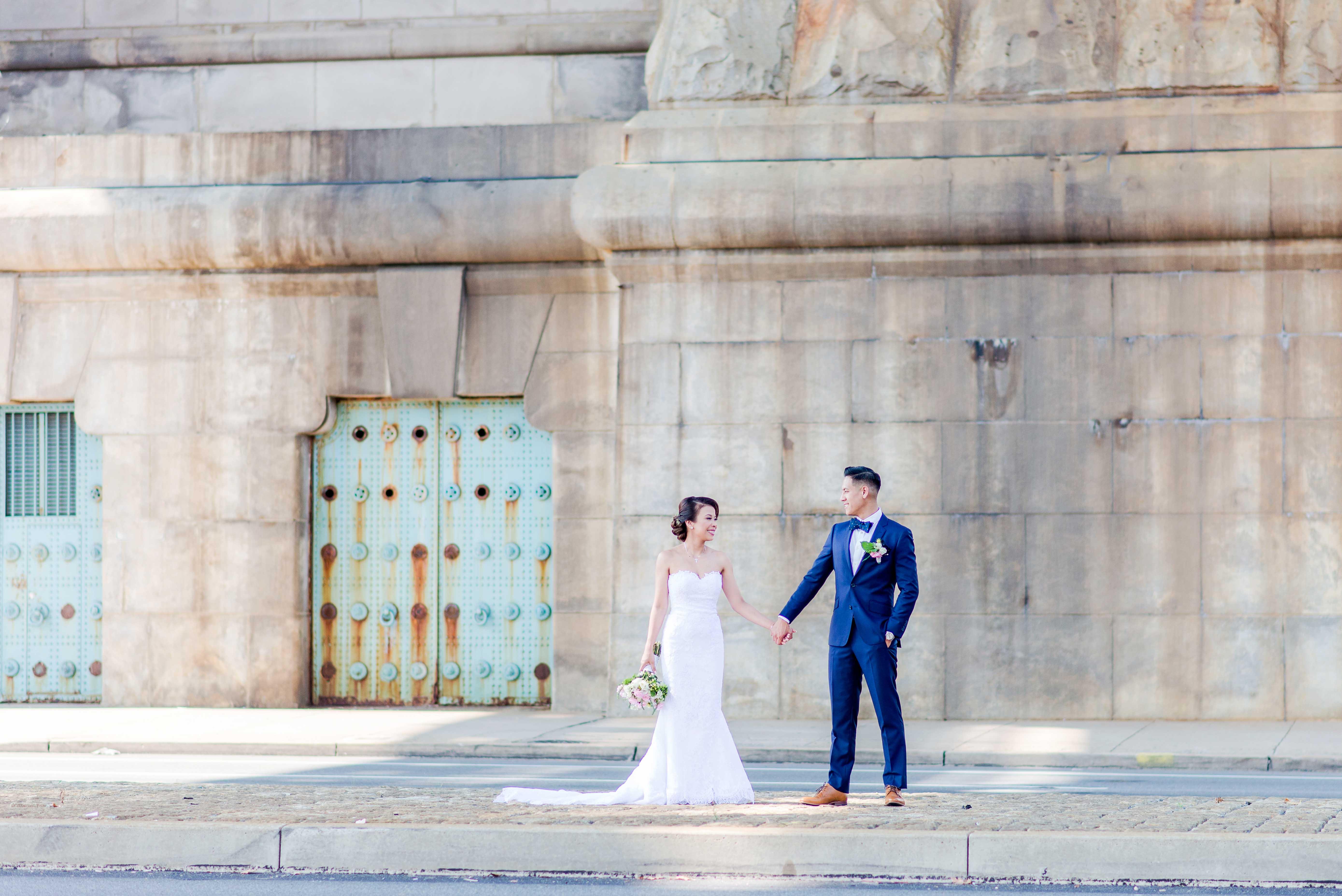 Race Street Pier Philadelphia Wedding Photographer Andrea Krout Photography Pennsylvania