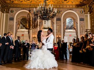 Fairytale Wedding: Hotel du Pont - Wilmington, Delaware