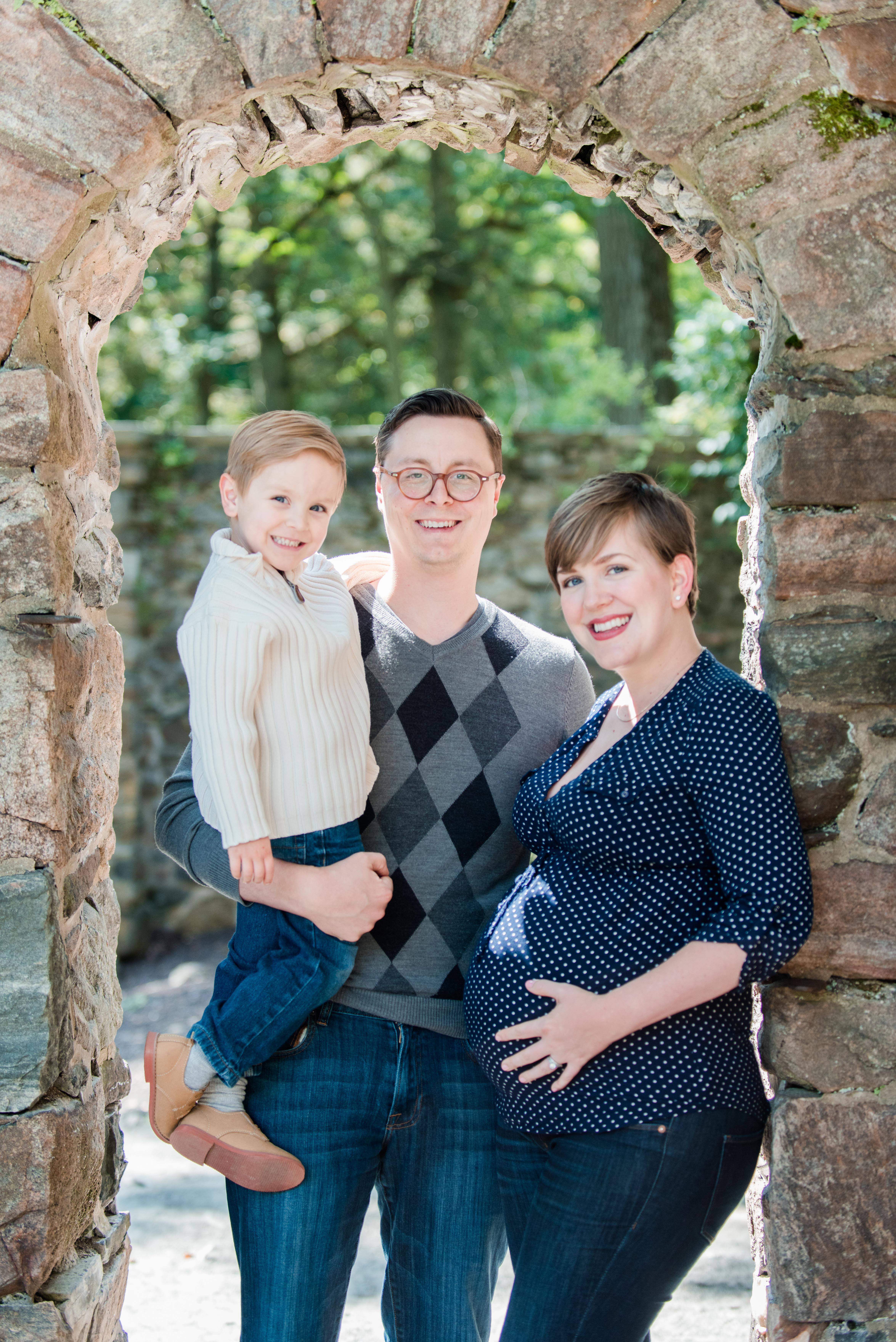 Pregnancy Family Portraits Mainline Maternity Photographer Hunting Hill Mansion Ridley Creek Pennsyl