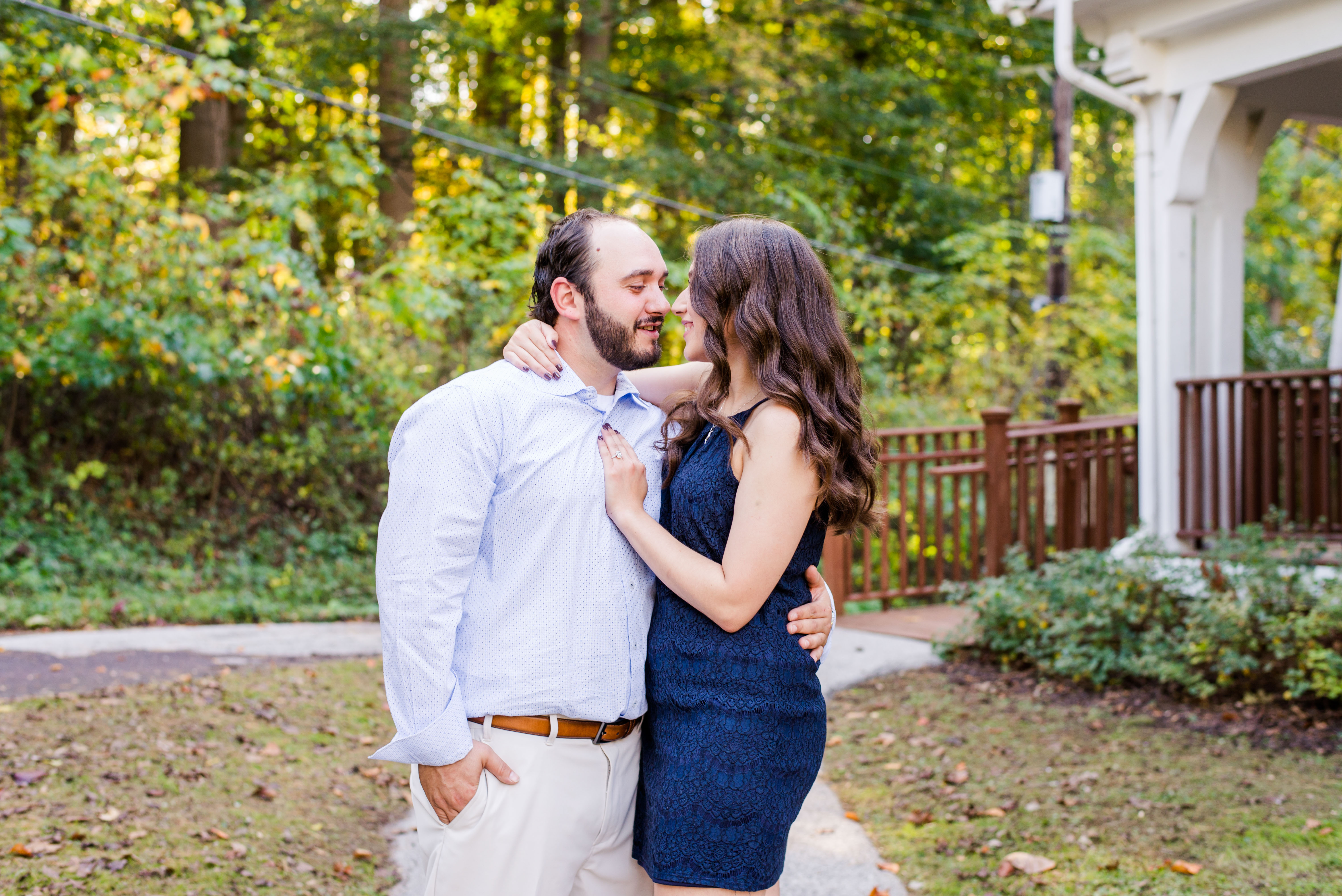 Engagement Photos John James Audubon  Pennsylvania Andrea Krout Photography-8
