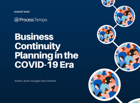 WHITEPAPER: Business Continuity Planning In The COVID-19 Era